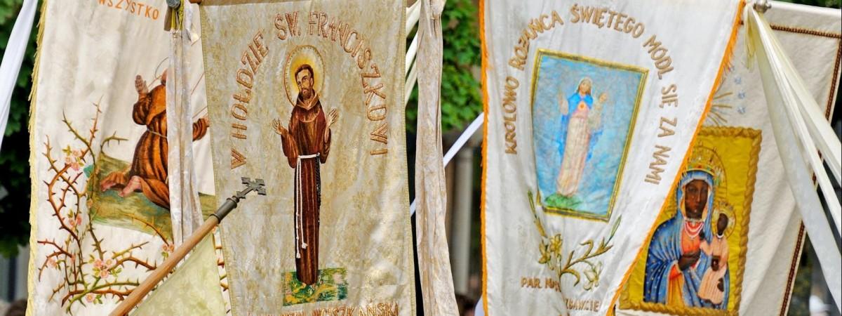 В Польше сегодня торжество Тела и Крови Христа - один из самых значимых церковных праздников