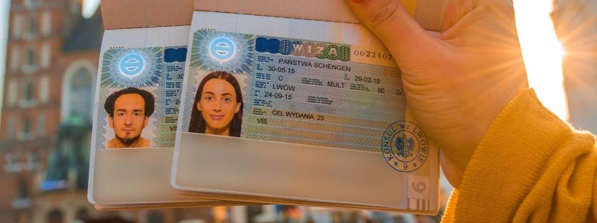 Віза в Польщу: які найближчі дати доступні для подачі документів по містах України