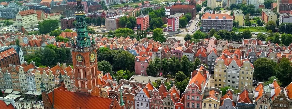 Два польських міста увійшли до рейтингу найбезпечніших для поїздки Європою в 2020 році
