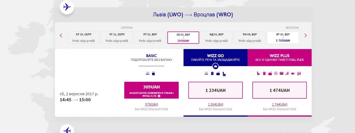 Wizzair предлагает билеты несостоявшимся пассажирам Ryanair за 15 евро