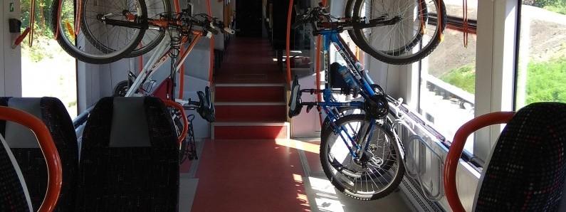 Квитки за велосипед за 1 зл: акція від польської залізниці діятиме протягом тижня