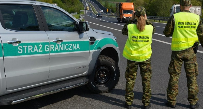 У Польщі затримали понад 30 українців, які знехтували карантином і прикордонниками