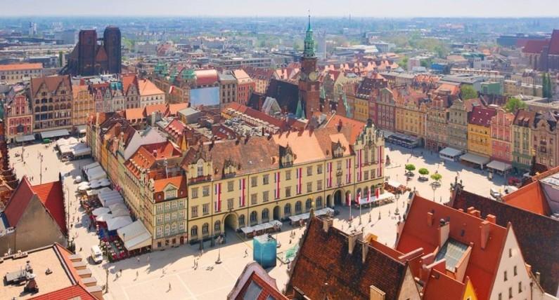 Вроцлав удостоился звания European Best Destination 2018, почему стоит туда поехать?