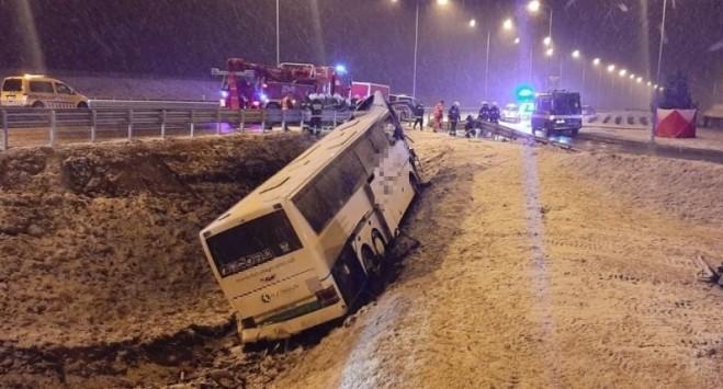 Відомо, ким був загиблий у аварії українського автобуса в Польщі, і що загрожує водієві
