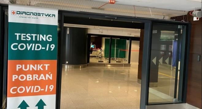 Аеропорти в Польщі з COVID-тестами по прильоту: ціни та локації