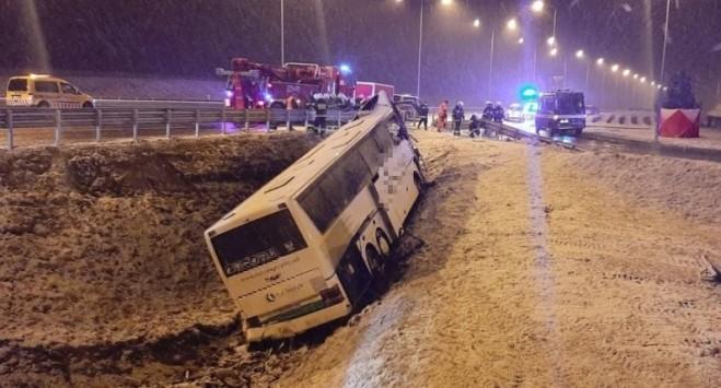 ДТП українського автобуса в Польщі: водієві вилучили паспорт і заборонили виїзд