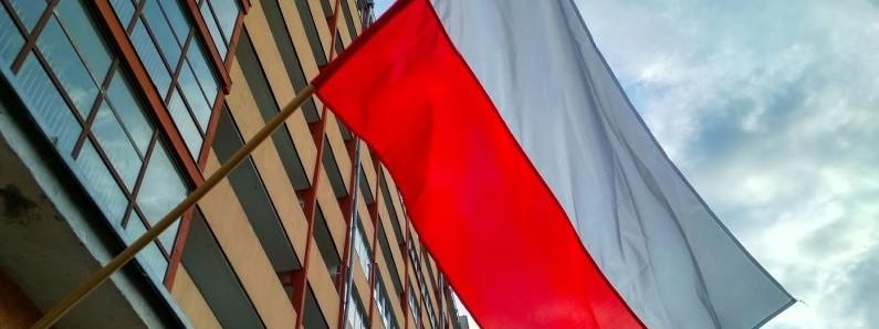 Польща відзначає День прапора: чому стяг є біло-червоним?