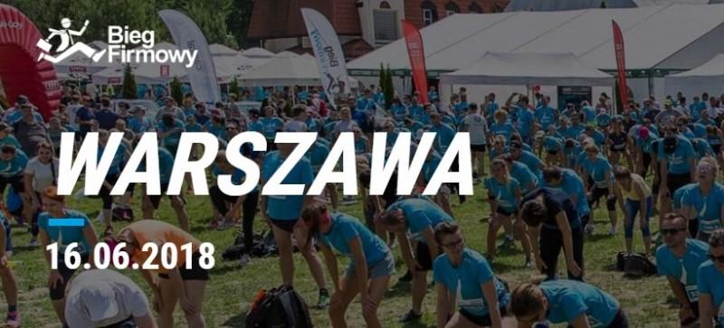 VI Bieg Firmowy Warszawa