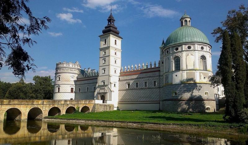 Замок у Красичині