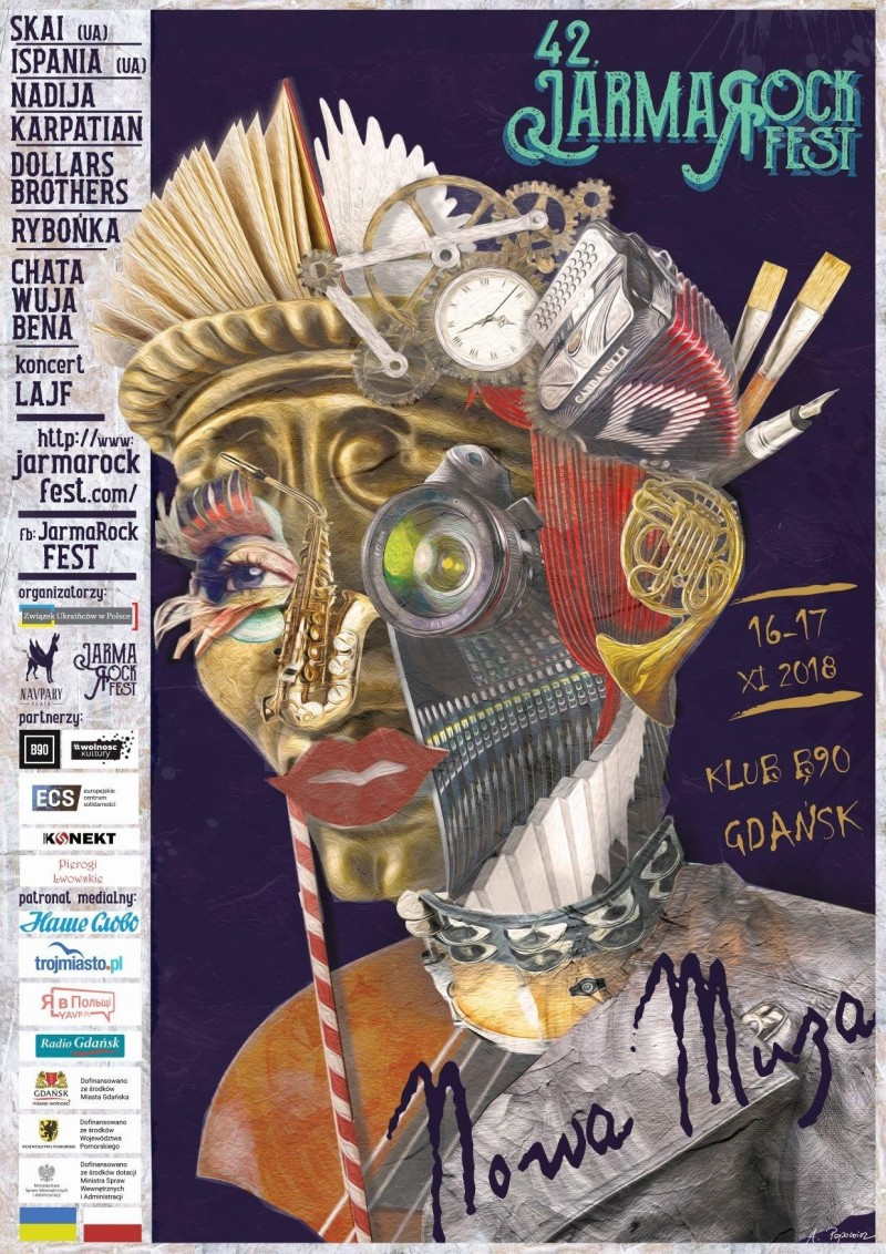 JarmaRoсk Fest 2018 - Nowa Muza