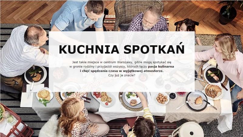 Kuchnia Spotkań, IKEA