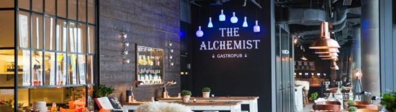 The Alchemist Gastropub