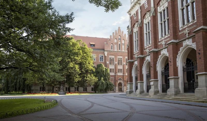 Ягеллонский университет, Краков