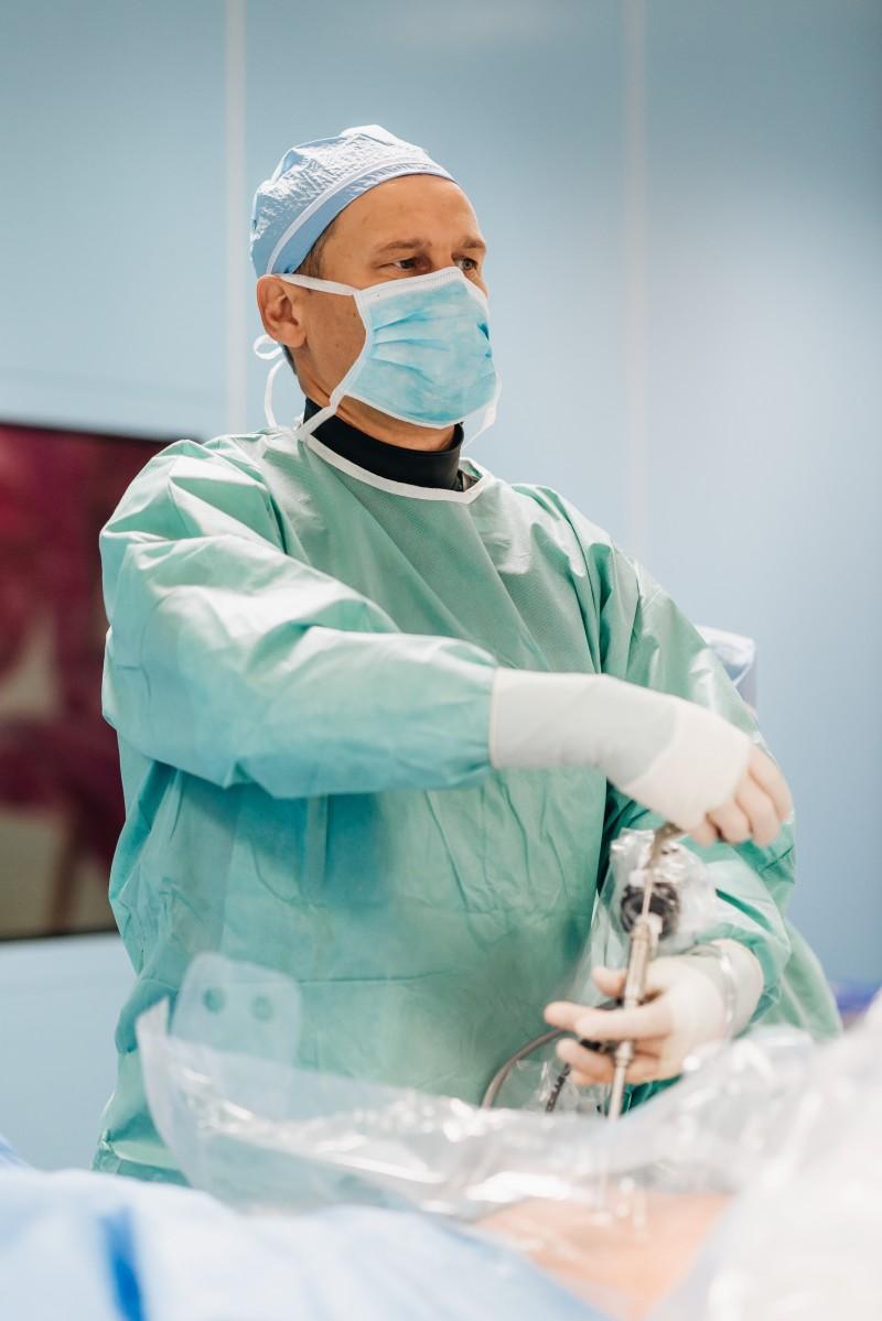 Dr Piotr Winkler Neurochirurg