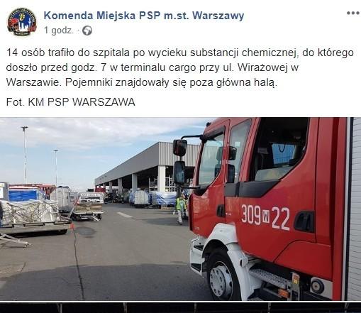 Komenda Miejska PSP m.st. Warszawy